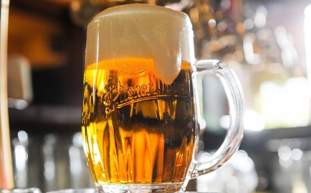 Vychlazené pivíčko